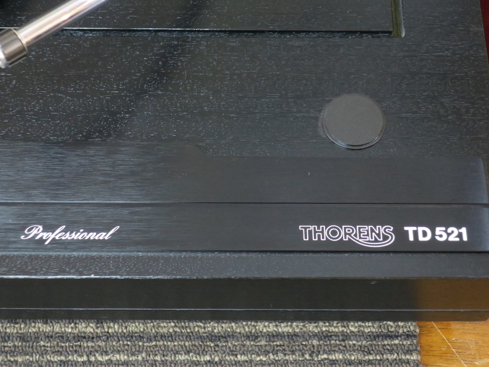 TD-521+3012R PRO THORENS 画像