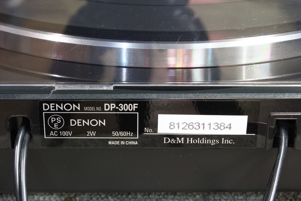 DP-300F DENON 画像