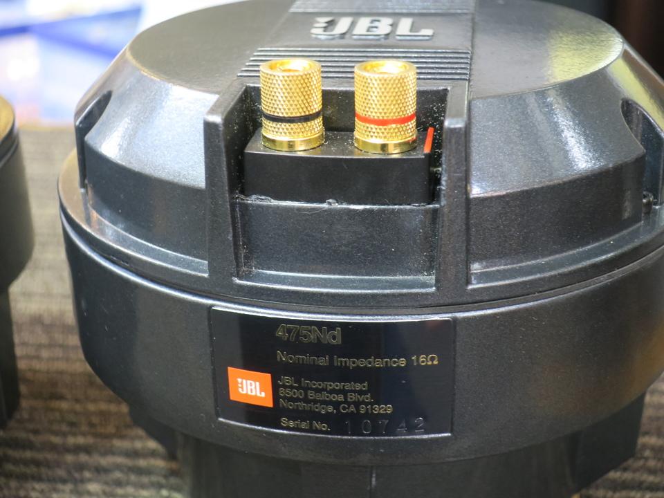 475Nd JBL 画像