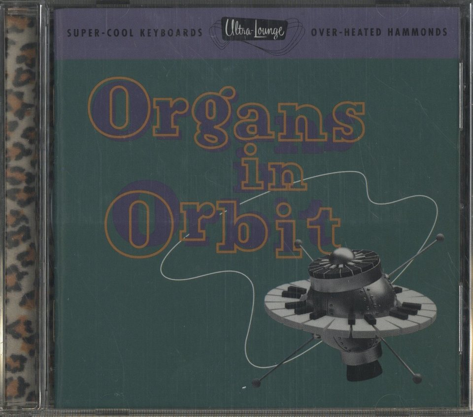 ORGANS IN ORBIT V.A. 画像