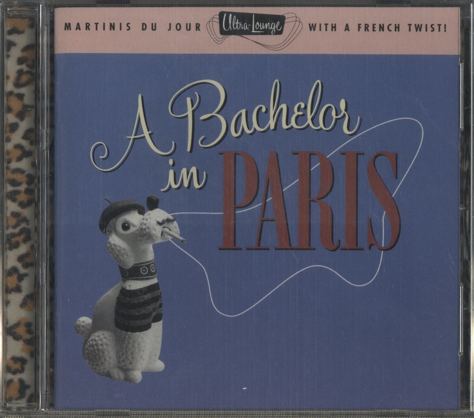 A BACHELOR IN PARIS V.A. 画像