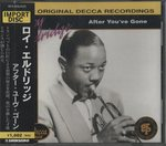 AFTER YOU'VE GONE/ROY ELDRIDGE