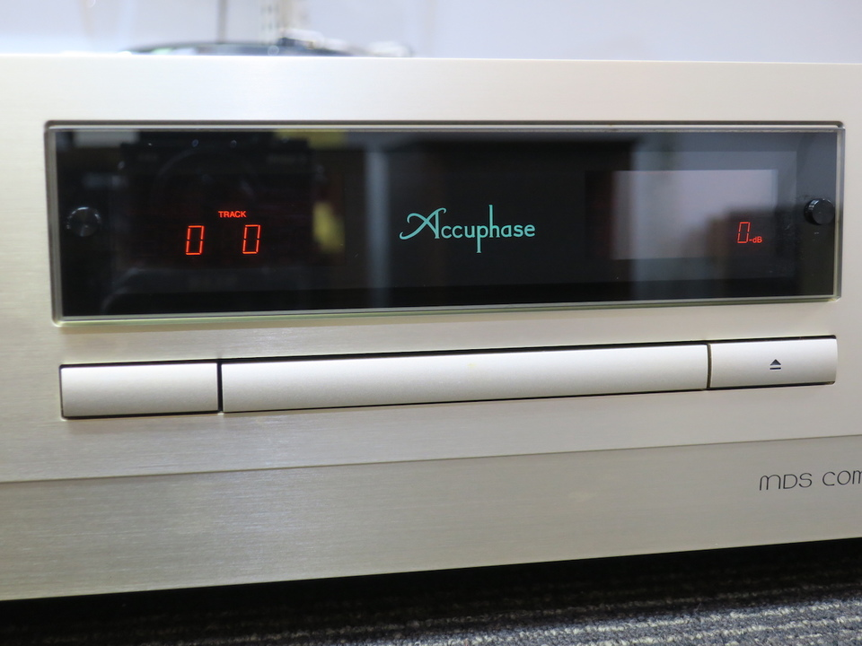 DP-500 Accuphase 画像