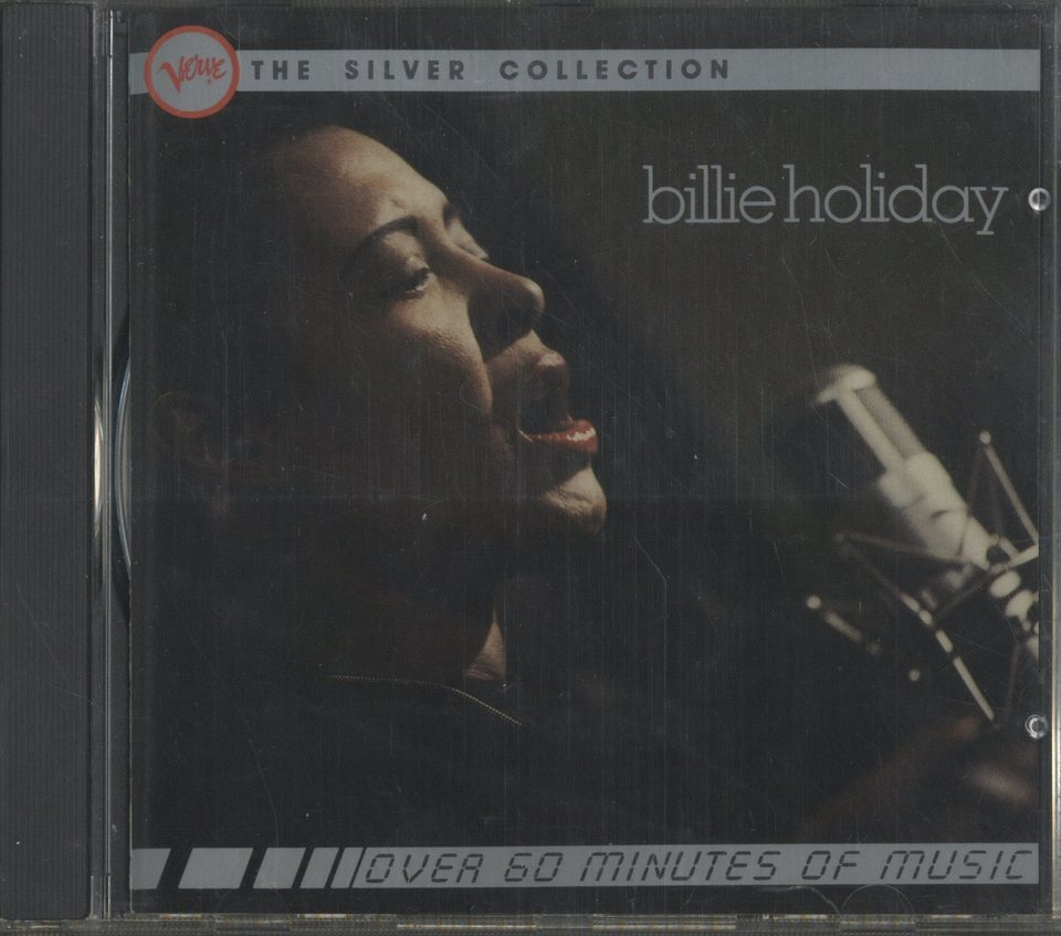 THE SILVER COLLECTION/BILLIE HOLIDAY BILLIE HOLIDAY 画像