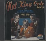 NAT KING COLE TRIO 1943-1945