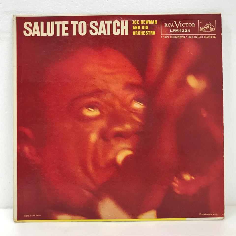 SALUTE TO SATCH/JOE NEWMAN JOE NEWMAN 画像