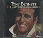 16 MOST REQUESTED SONGS/TONY BENNETT