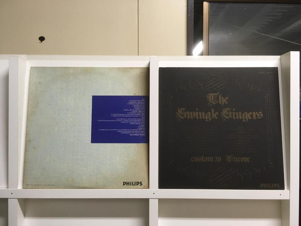 スウィングル・シンガーズ5枚セット  画像