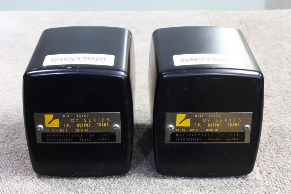 OY-15-600P LUXMAN 画像