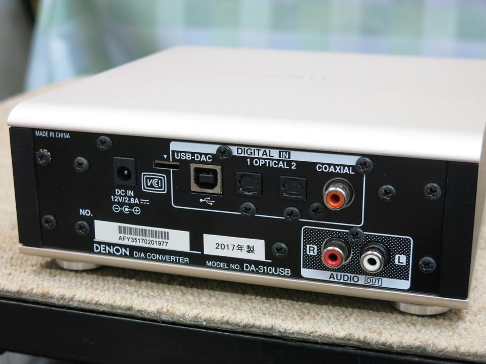 DA-310USB DENON 画像