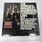THE WORLD'S GREATEST JAZZBAND OF YANK LAWSON & BOB HAGGART LIVE