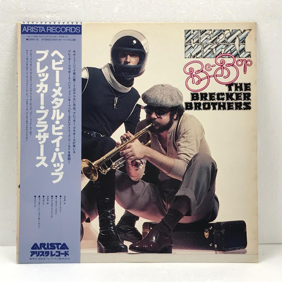 HEAVY METAL BE-BOP/THE BRECKER BROTHERS THE BRECKER BROTHERS 画像
