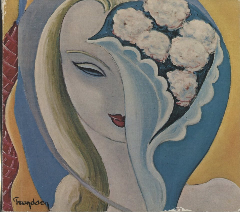 LAYLA AND OTHER ASSORTED LOVE SONGS/DEREK AND THE DOMINOS DEREK AND THE DOMINOS 画像