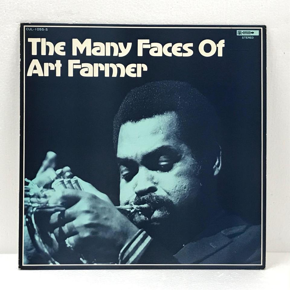 THE MANY FACES OF ART FARMER ART FARMER 画像