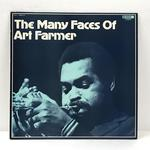 THE MANY FACES OF ART FARMER