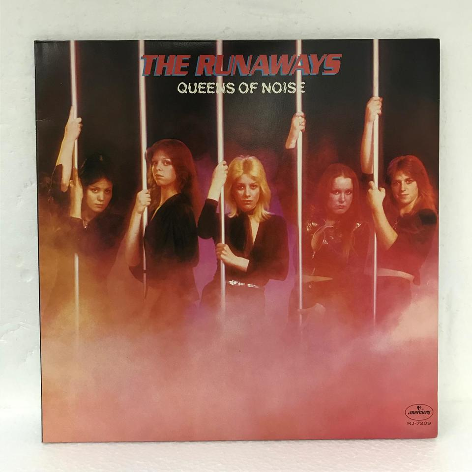 QUEENS OF NOISE/THE RUNAWAYS THE RUNAWAYS 画像