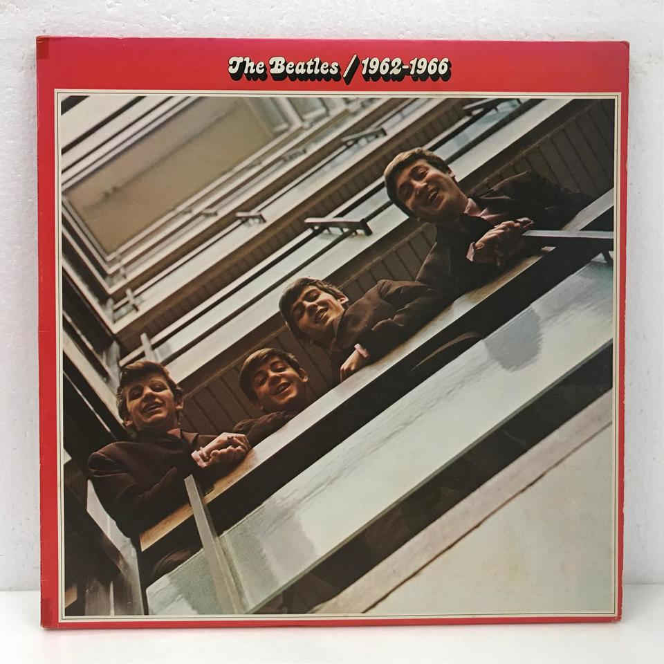 THE BEATLES 1962-1966/THE BEATLES THE BEATLES 画像