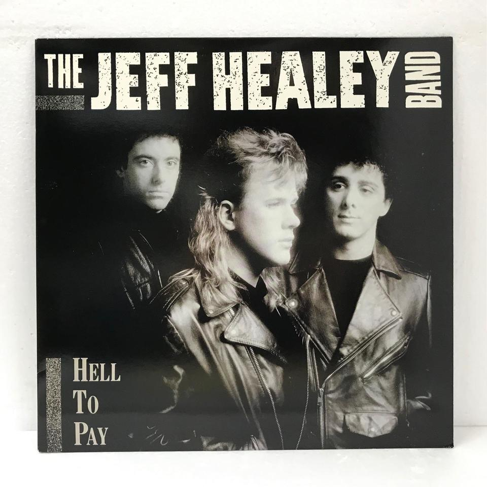 HELL TO PAY/THE JEFF HEALEY BAND THE JEFF HEALEY BAND 画像