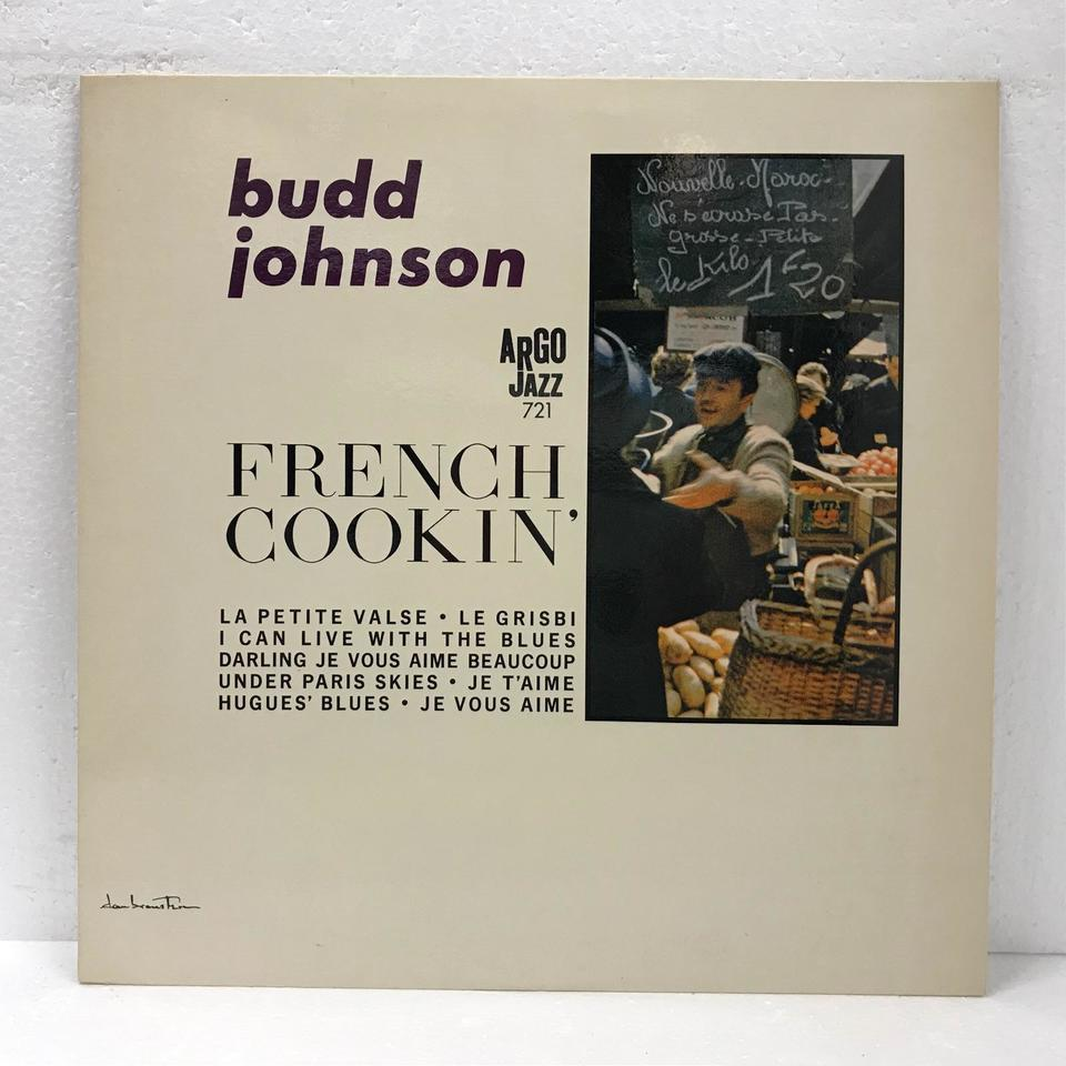 FRENCH COOKIN'/BUDD JOHNSON BUDD JOHNSON 画像