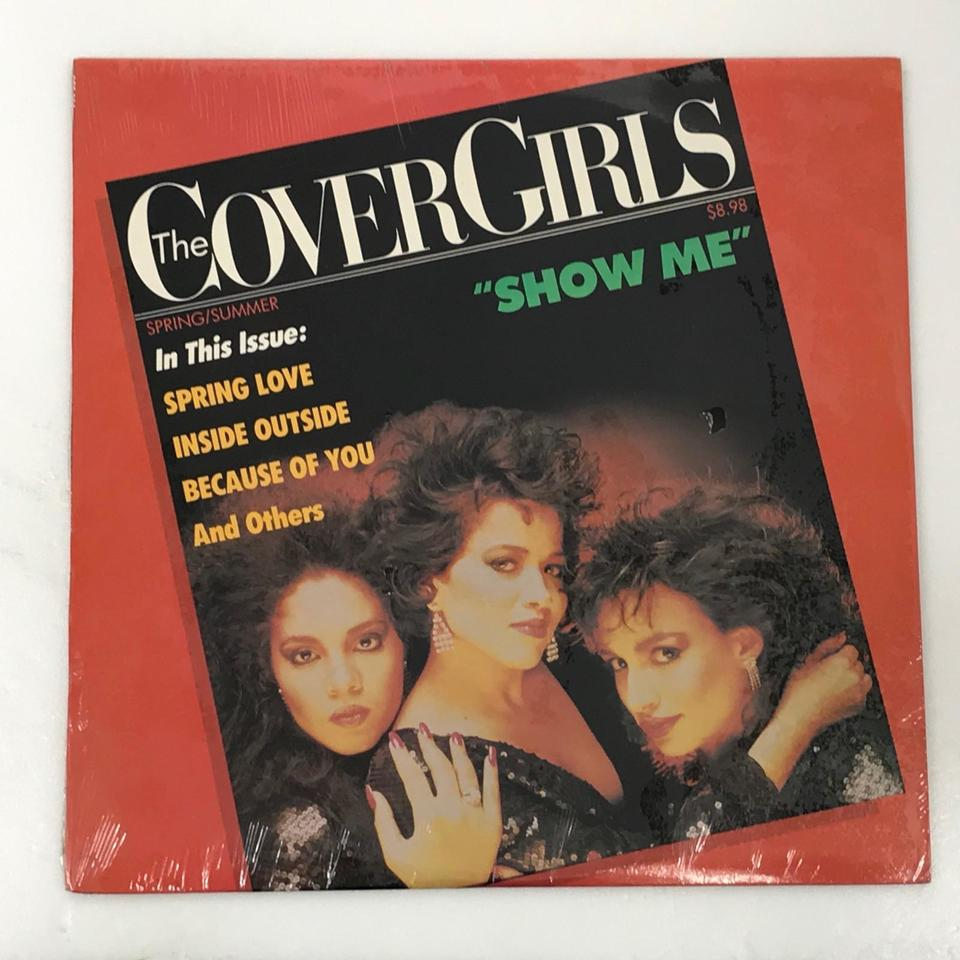 SHOW ME/THE COVER GIRLS THE COVER GIRLS 画像