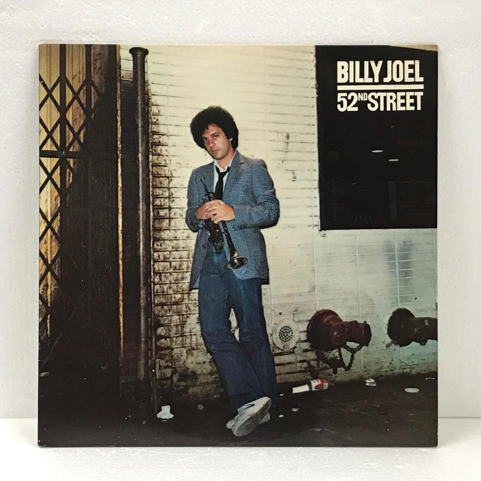 52ND STREET/BILLY JOEL BILLY JOEL 画像