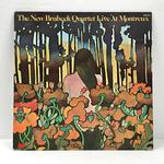 LIVE AT MONTREUX/THE NEW BRUBECK QUARTET