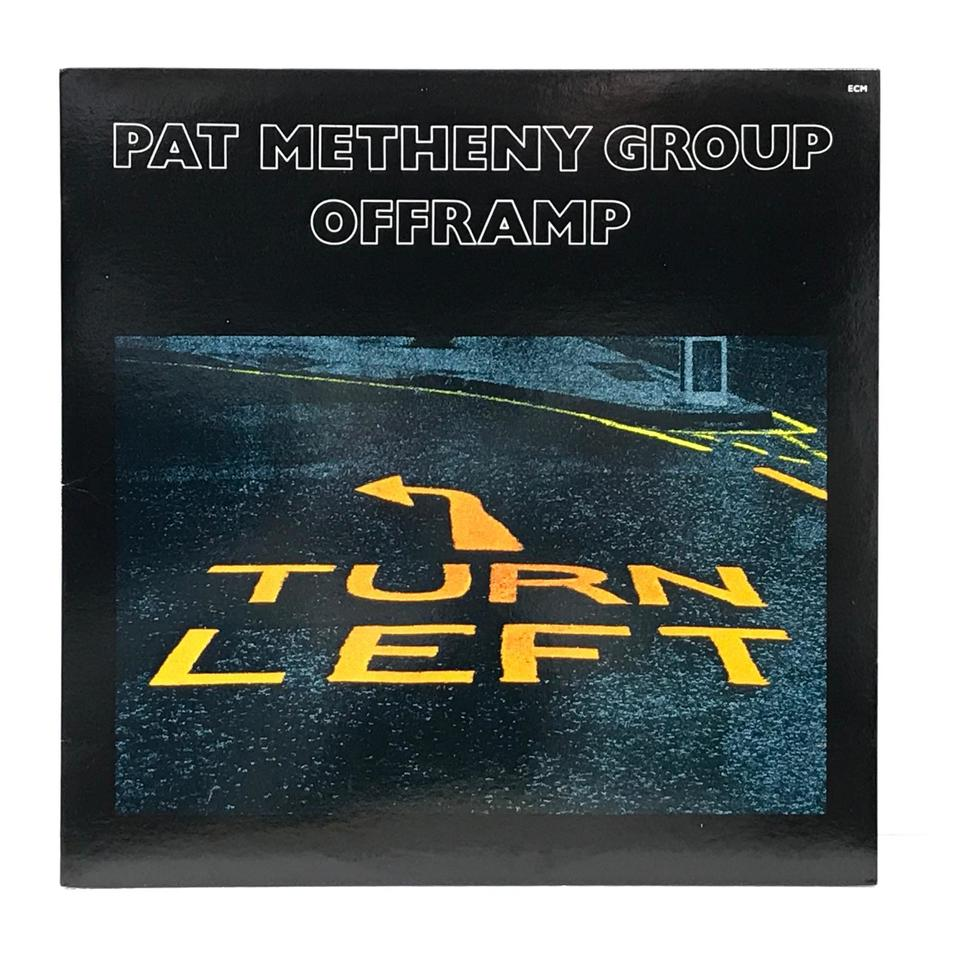 OFFRAMP/PAT METHENY GROUP PAT METHENY 画像
