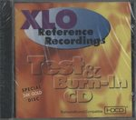 【未開封】XLO/Reference Recordings/Test & Burn-In CD