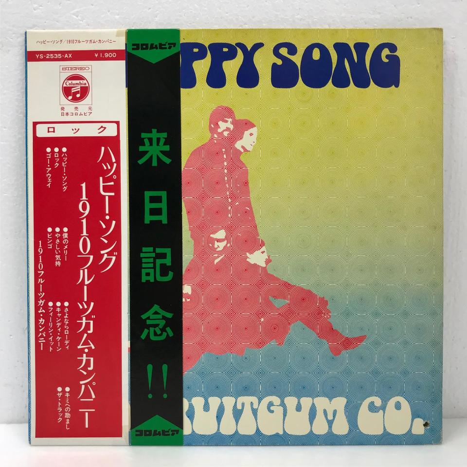 HAPPY SONG/1910 FRUITGUM COMPANY 1910 FRUITGUM COMPANY 画像