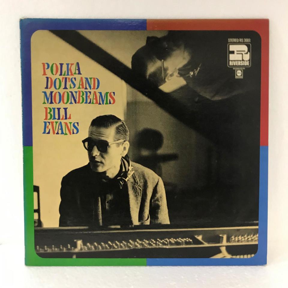 MOON BEAMS/BILL EVANS BILL EVANS 画像