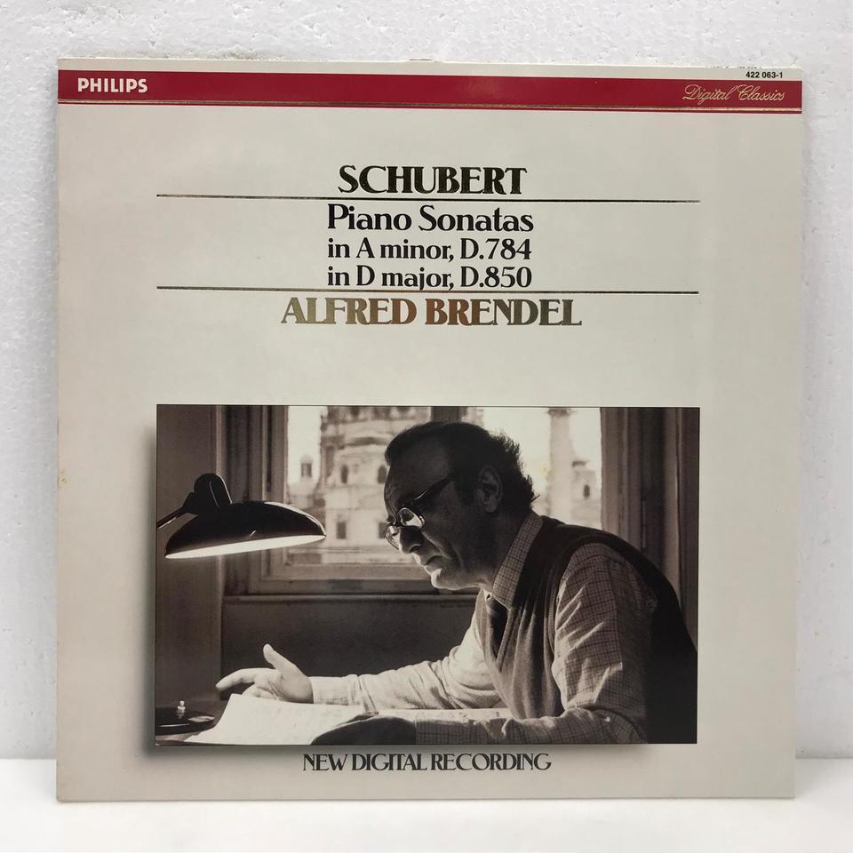 シューベルト:ピアノソナタ第14番、他 シューベルト 画像