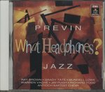 WHAT HEADPHONES? PREVIN JAZZ/ANDRE PREVIN