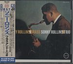 BRASS AND TRIO/SONNY ROLLINS