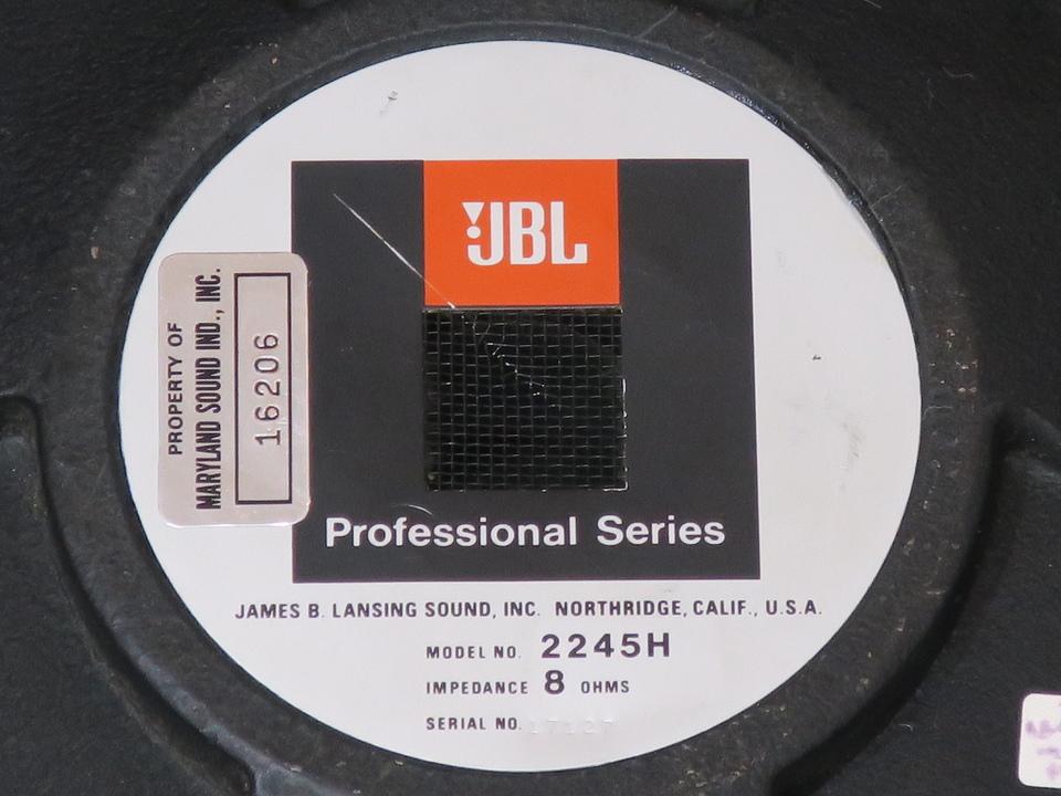 2245H JBL 画像
