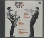 BIRTH OF THE COOL VOL.2/SHORTY ROGERS & GERRY MULLIGAN
