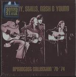 【未開封】BROADCAST COLLECTION '70-'74/CROSBY,STILLS,NASH & YOUNG