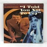 I TOLD YOU NOT TO CRY/GERT WILDEN & ORCHESTRA