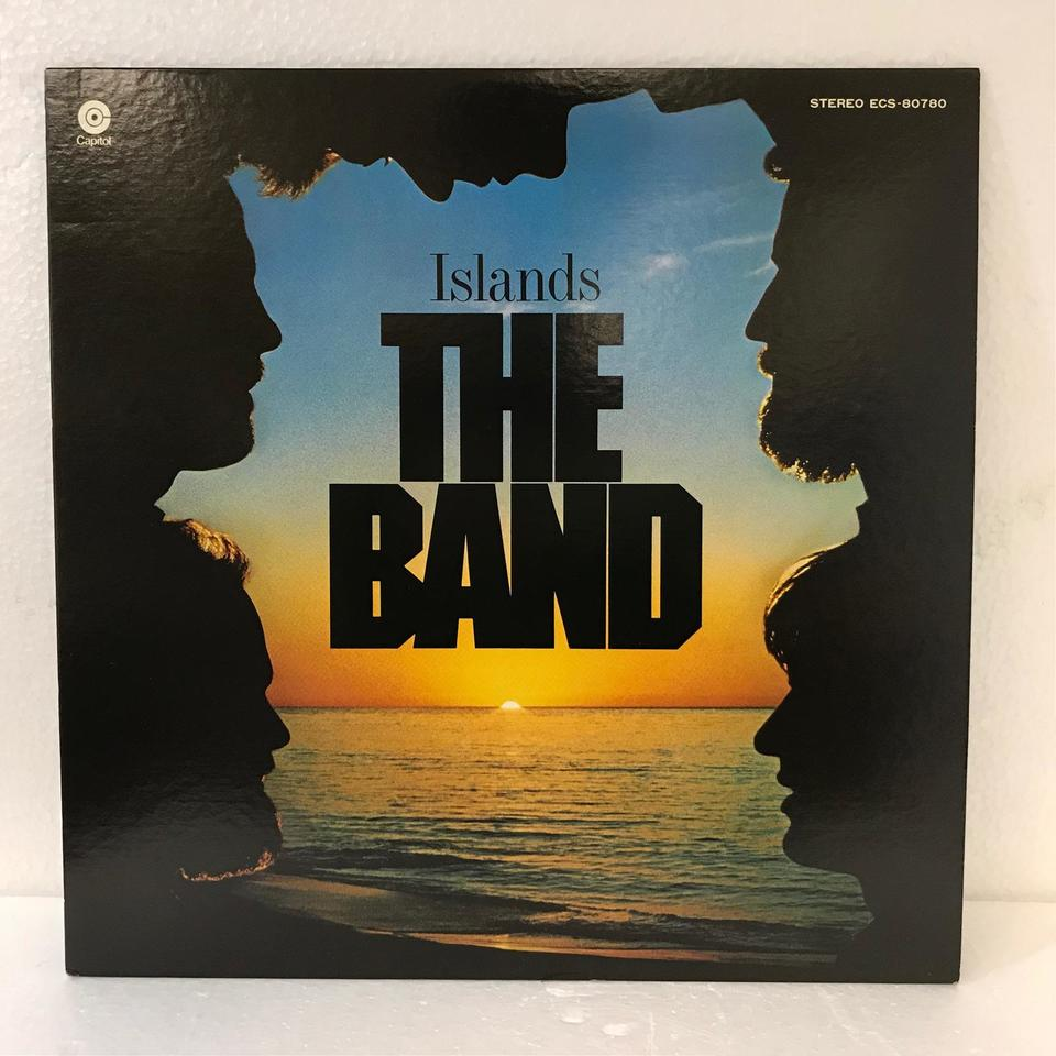 ISLANDS/THE BAND THE BAND 画像