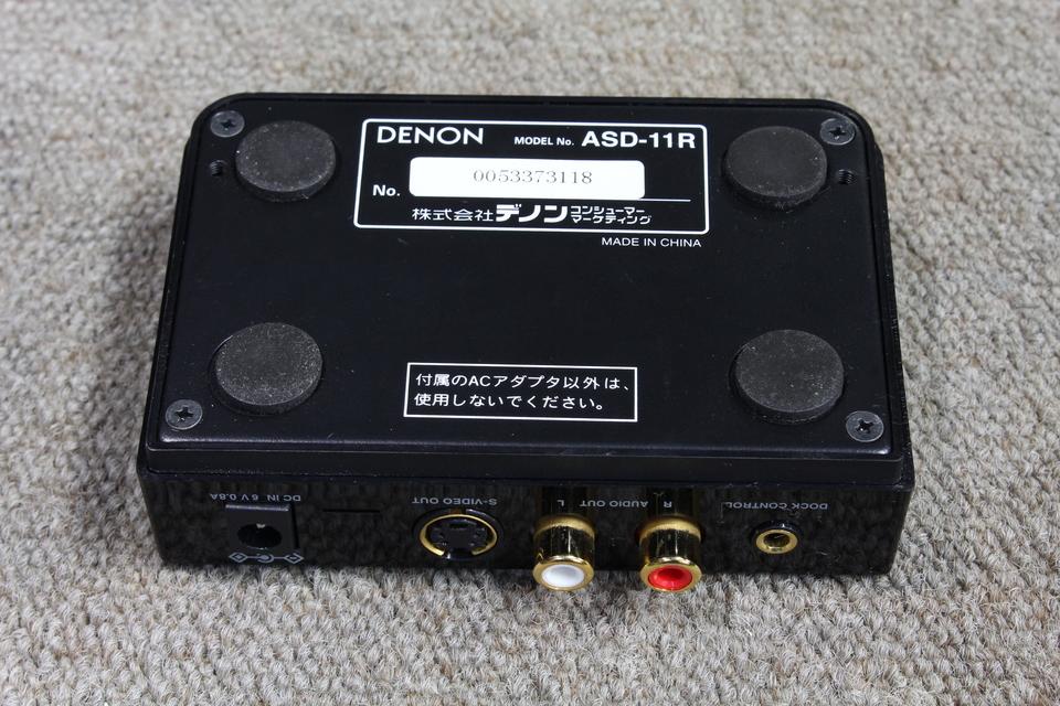 ASD-11R DENON 画像