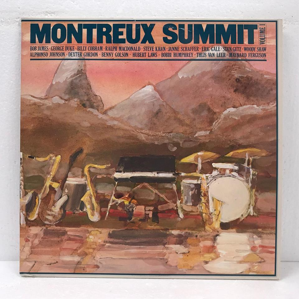 MONTREUX SUMMIT VOLUME 1 V.A. 画像