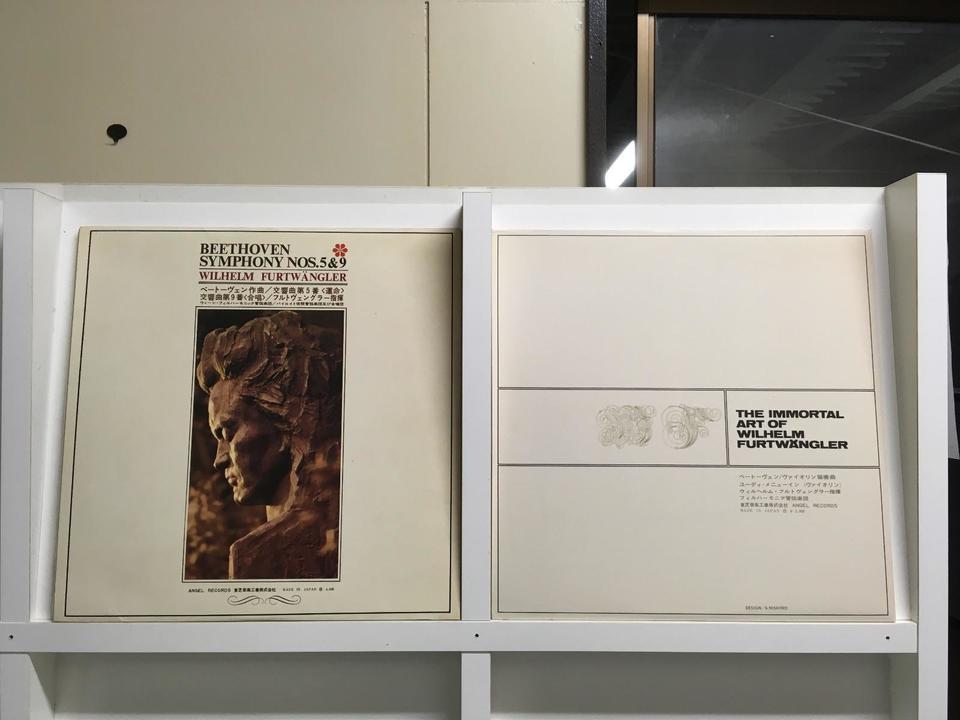 ヴィルヘルム・フルトヴェングラー6枚セット  画像