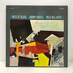 MESS OF BLUES/JOHNNY HODGES/WILL BILL DAVIS