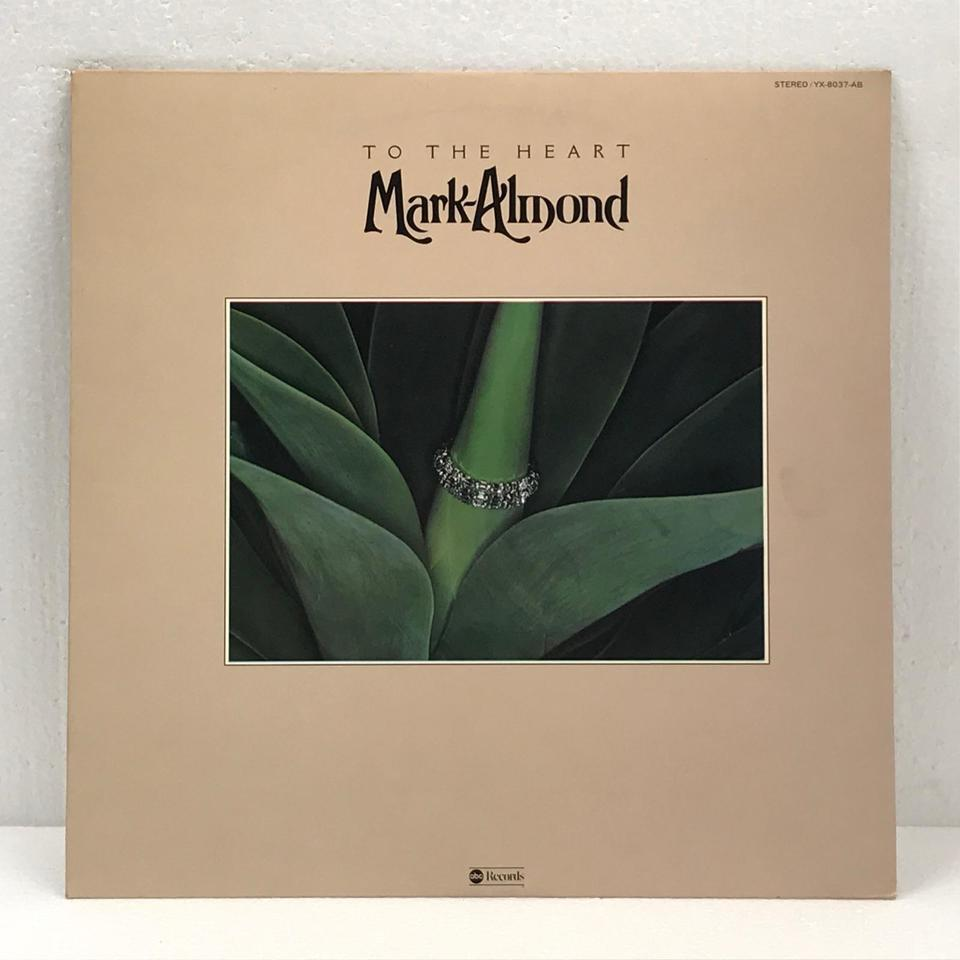TO THE HEART/MARK ALMOND MARK ALMOND 画像