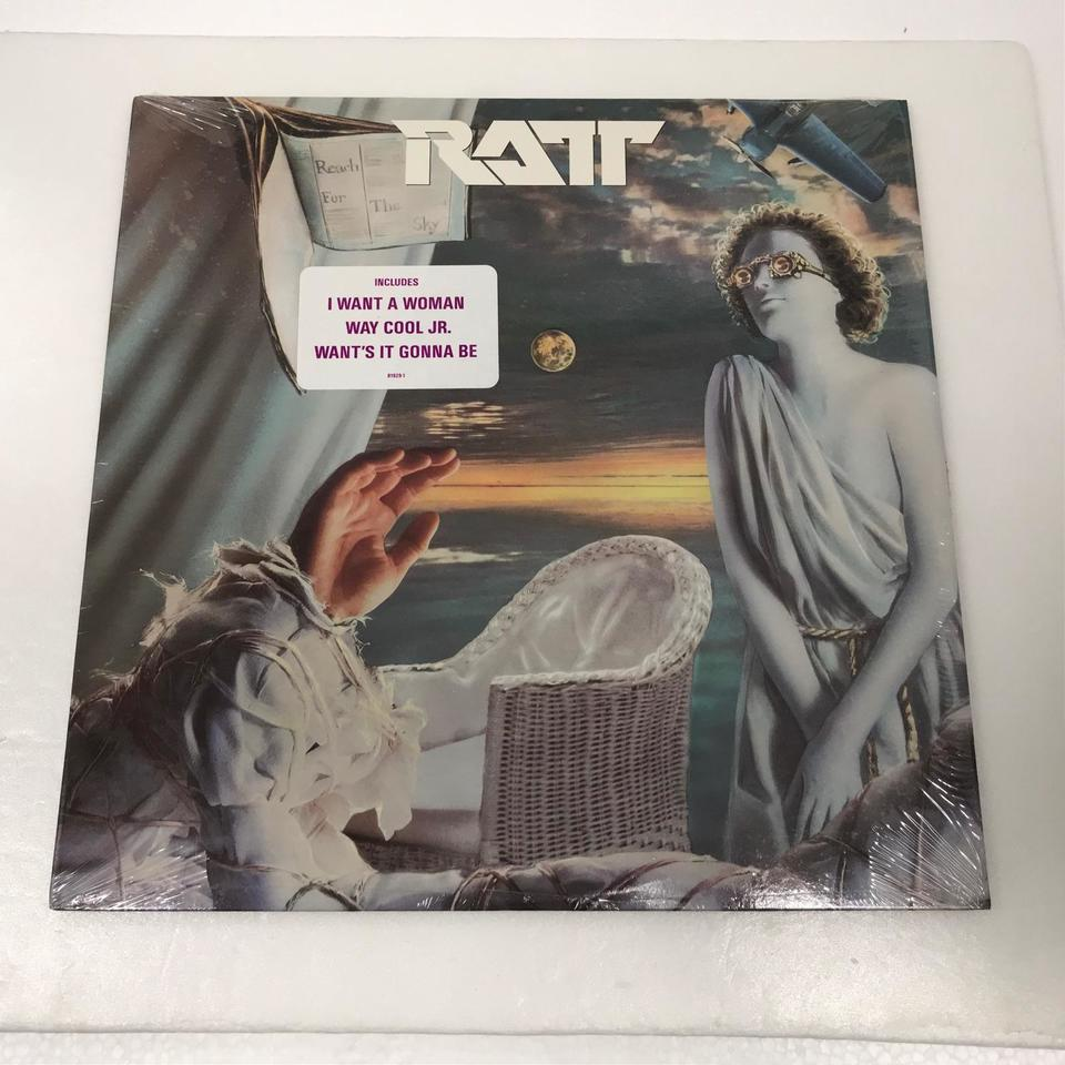 REACH FOR THE SKY/RATT RATT 画像
