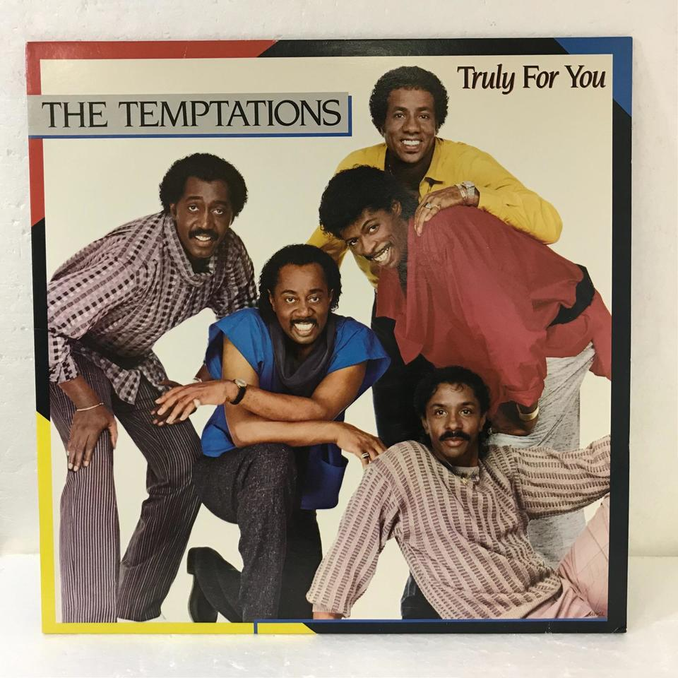 TRULY FOR YOU/THE TEMPTATIONS THE TEMPTATIONS 画像
