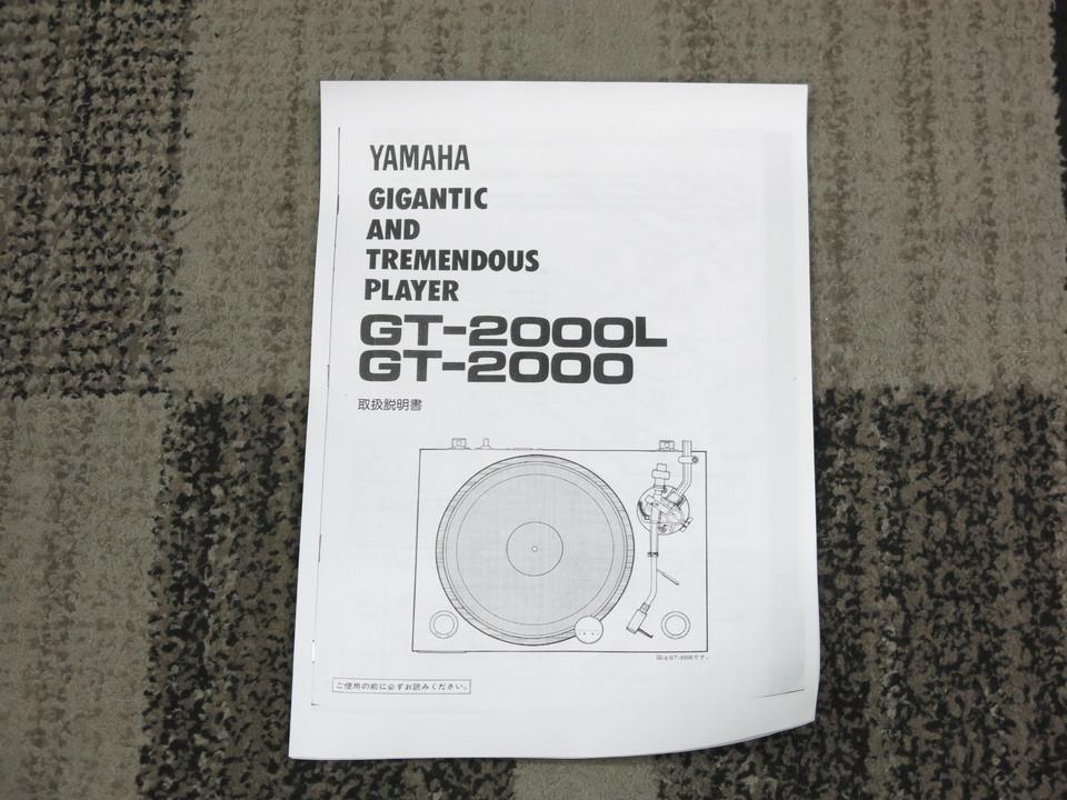 GT-2000 YAMAHA 画像