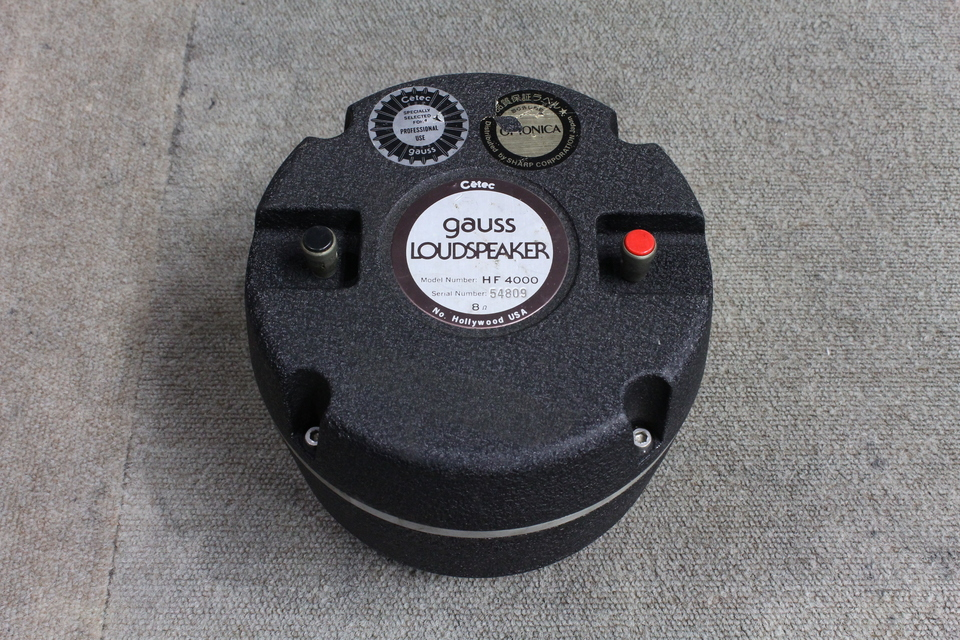 HF-4000 GAUSS 画像