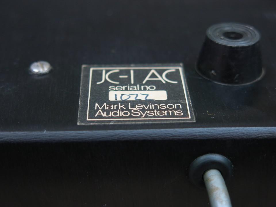JC-1AC Mark Levinson 画像