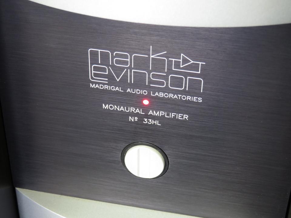 No.33HL Mark Levinson 画像