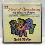 BEST OF BROADWAY/WILL BRONSON SINGERS